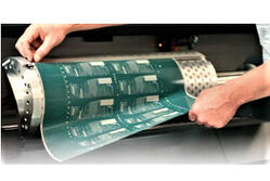 Label Printing Snippet Part 27: Rotary screen cleaning and preparation