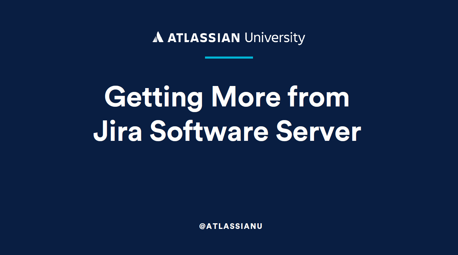 Getting More from Jira Software Server (1)