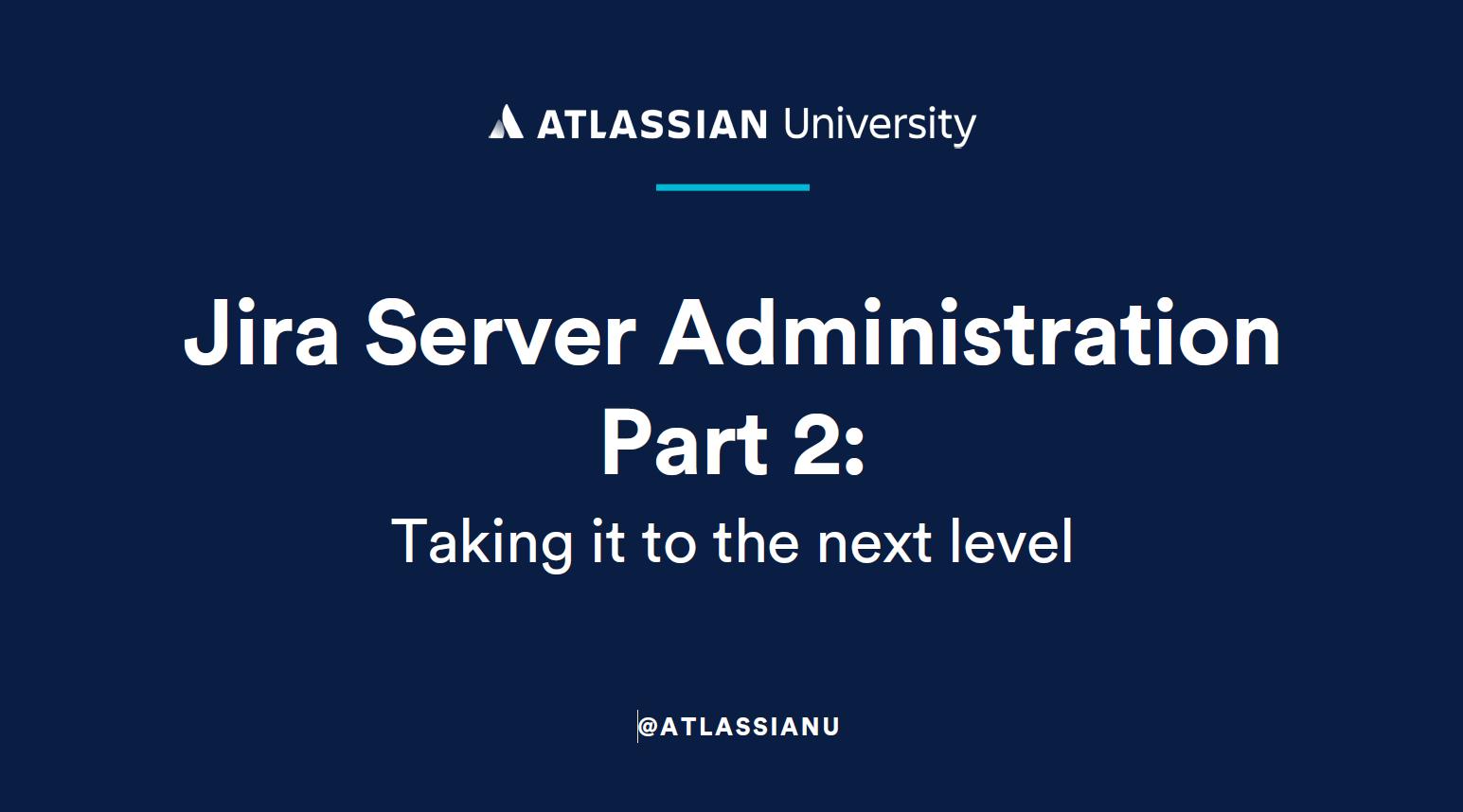 Jira Server Administration Part 2 (1)