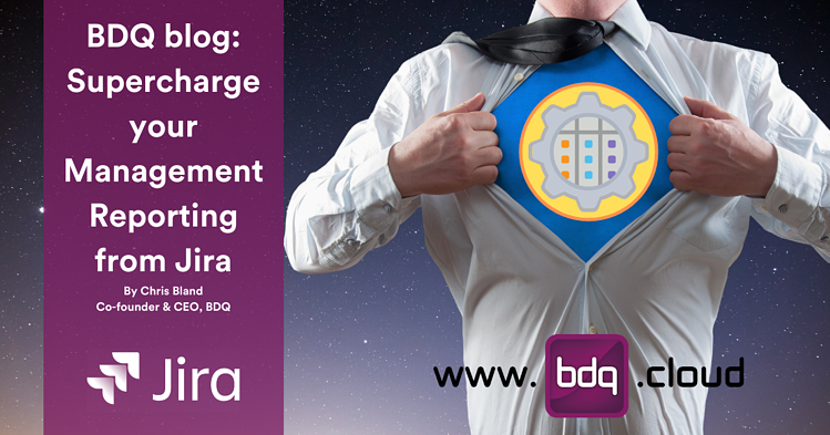 Supercharge your management reporting from Jira