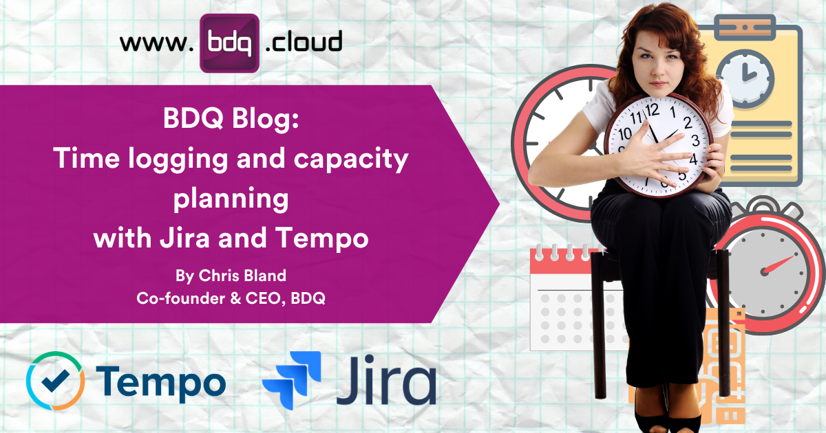 Time logging and capacity planning with Jira and Tempo