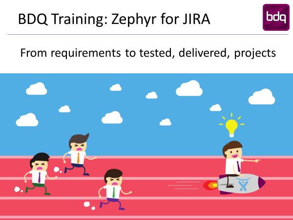 Zephyr for Jira Basics 1