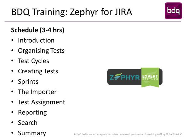 Zephyr for Jira Basics 2