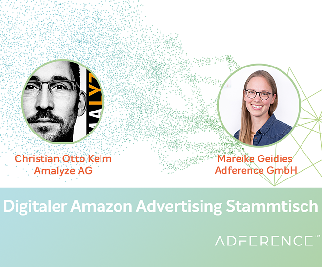 Digitaler Amazon Advertising Stammtisch #8