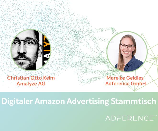 Digitaler Amazon Advertising Stammtisch #8