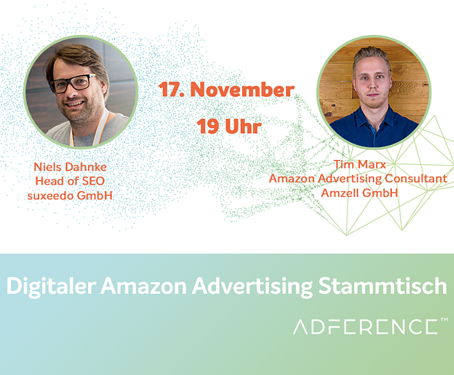 Digitaler Amazon Advertising Stammtisch #9