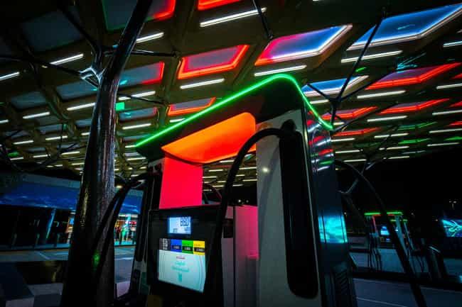 ENOC Expo 2020 Site_Gilbarco MEA Latitude Fuel Dispenser