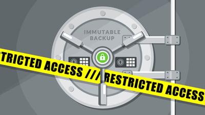为什么不可变备份是数据保护和网络安全的关键