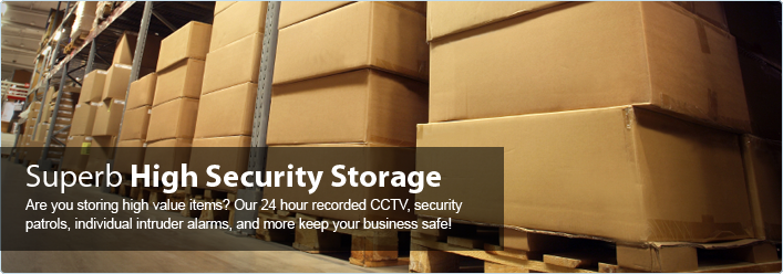 Superb High Security Storage