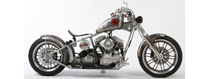 2011 Brass Balls Chopper