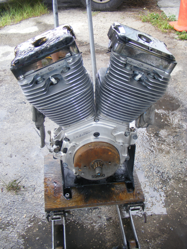 restored engine