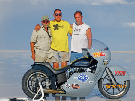 Bonneville Knuckle