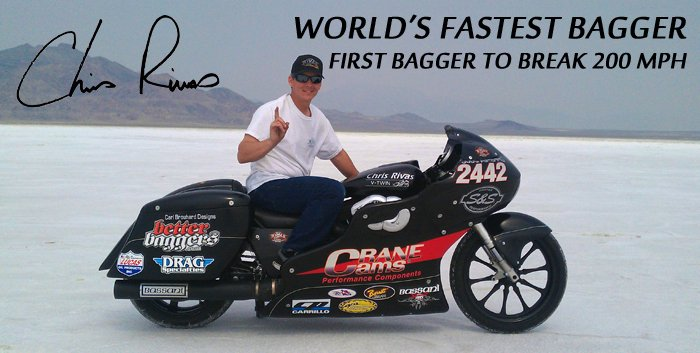 Chris Rivas world record