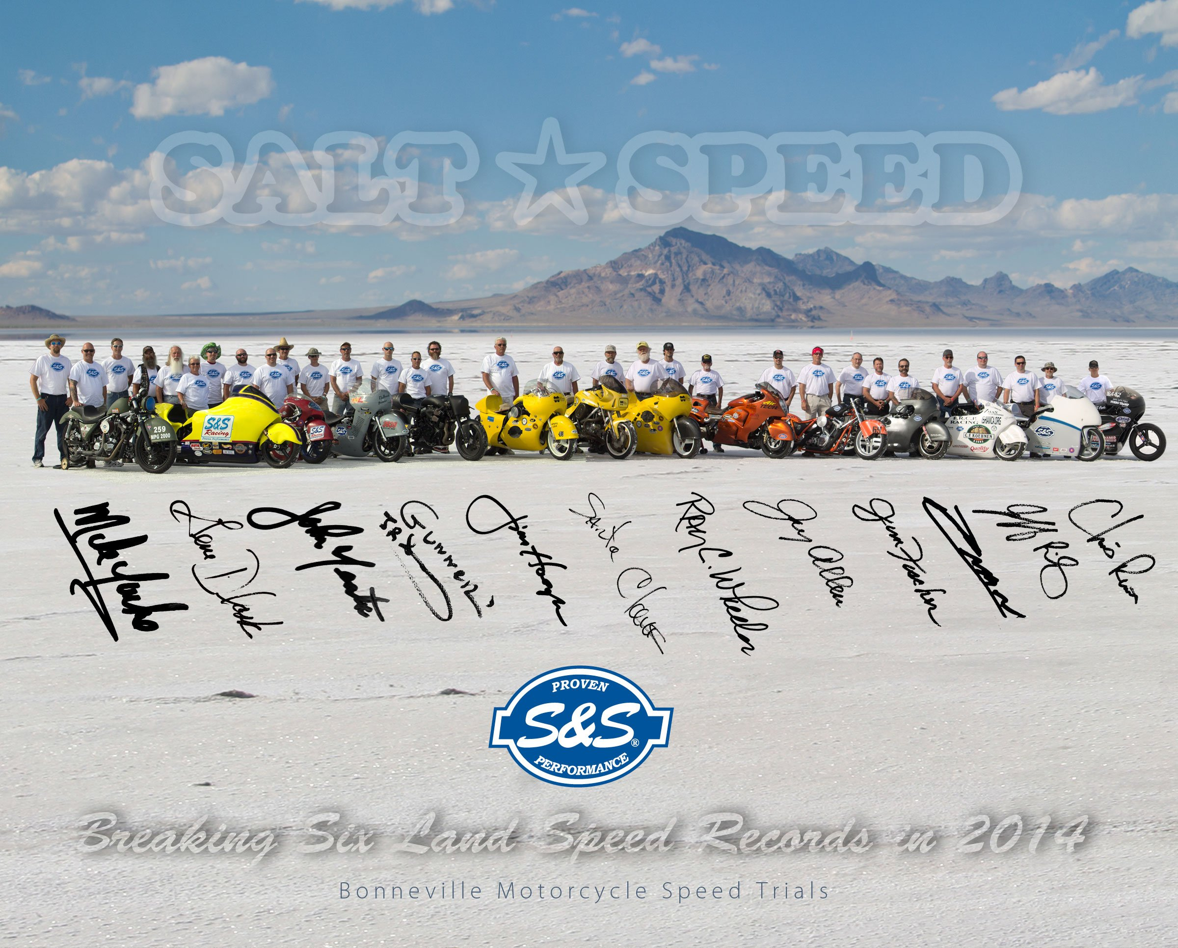 Bonneville Speed Trials