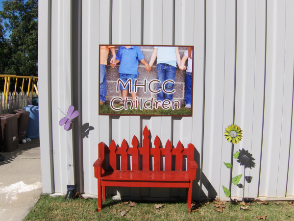 Full Color Aluminum Composite Church Sign