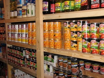 Food storage inventory tactics – 1/30/12