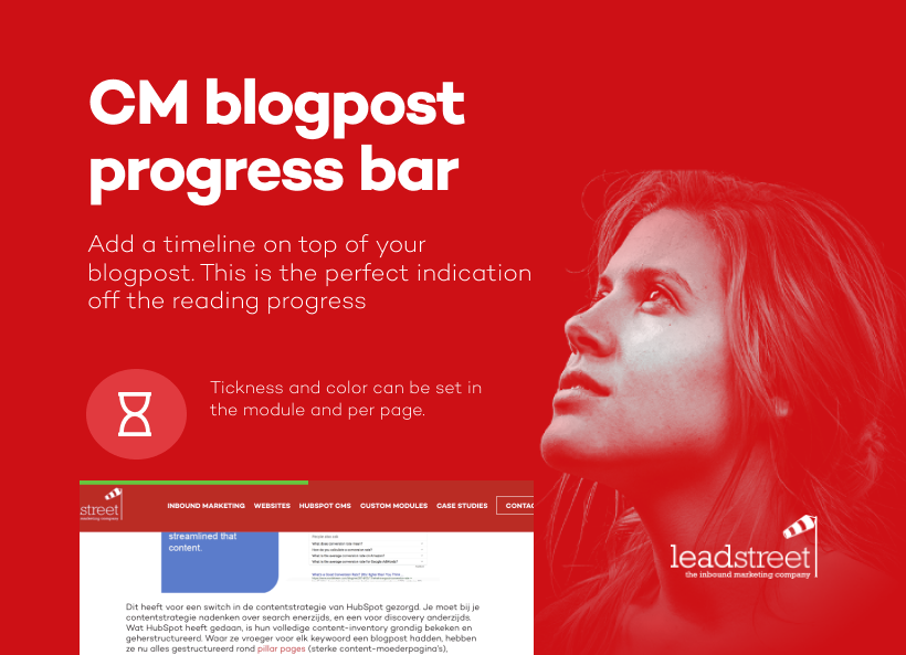Blogpost Reading Progress Bar