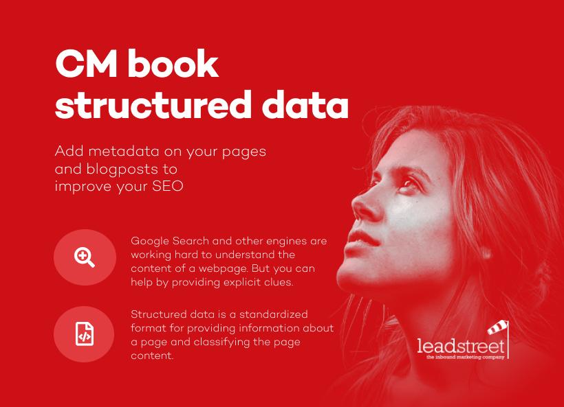 Book Structured Data