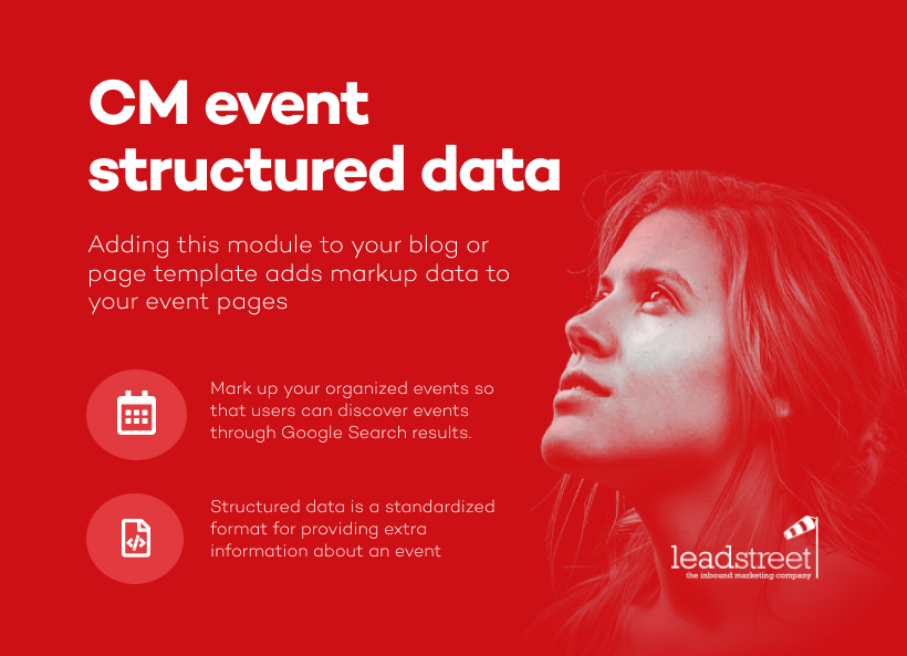 Event Structured Data