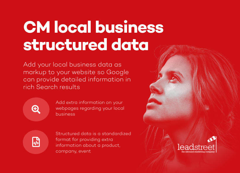 Local Business Structured Data