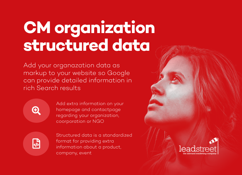 Organization Structured Data