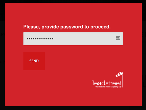 Simple Browser Login