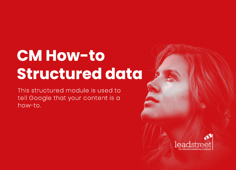 How-to Structured data
