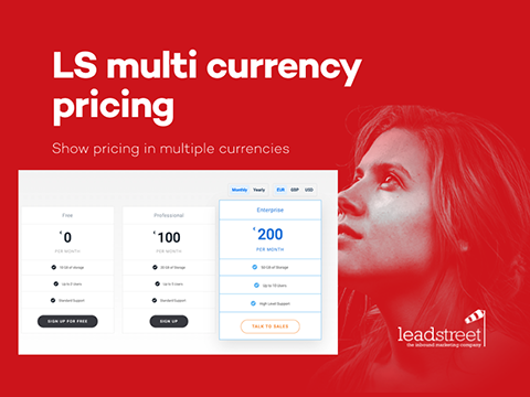 Multi Currency Pricing