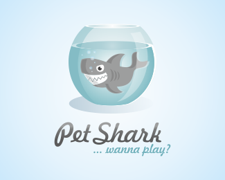 Shark Incorporated Logo Graphic Design ~ tpisolutionsink.com
