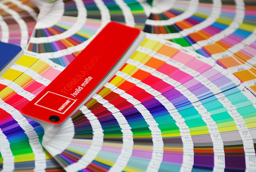 Coloring Under the Influence – How Pantone\'s Color System Became ...