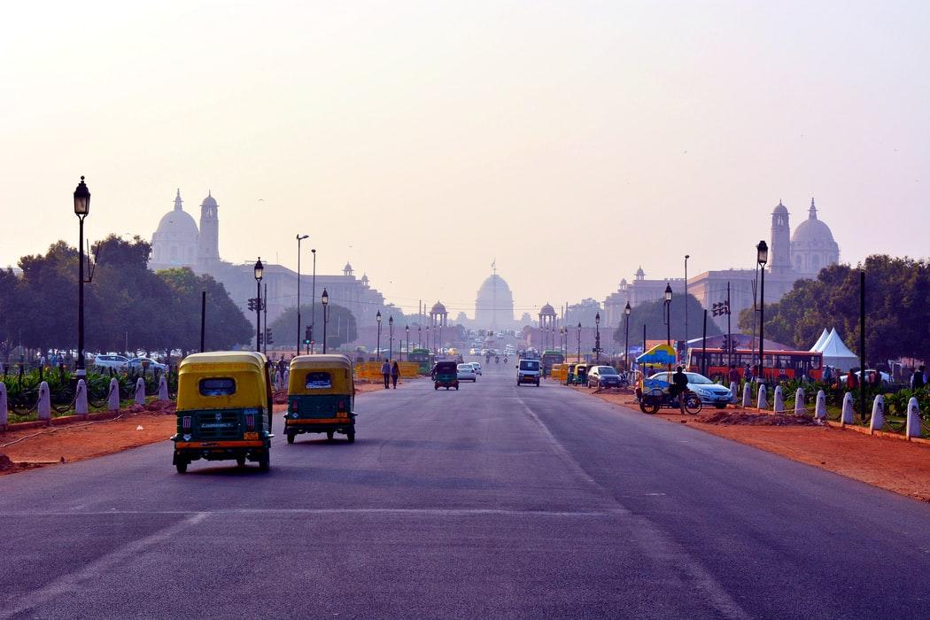 AQMN - new delhi