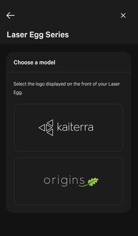 Live Air Screenshot - Kaiterra or Origins Brand