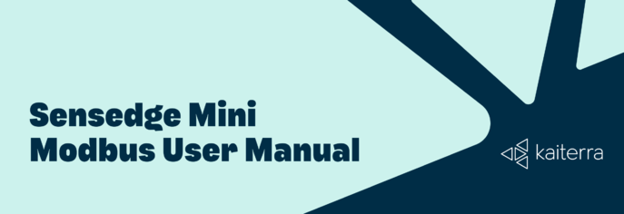 Mini Modbus Manual