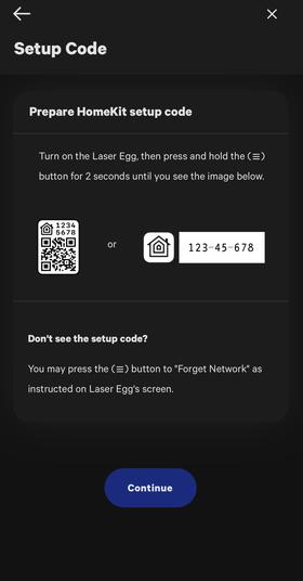 Support Center Screenshot - iOS