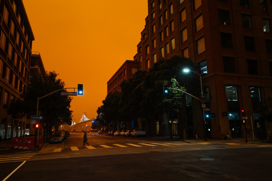 Wildfire-San-Francisco-Red-Sky