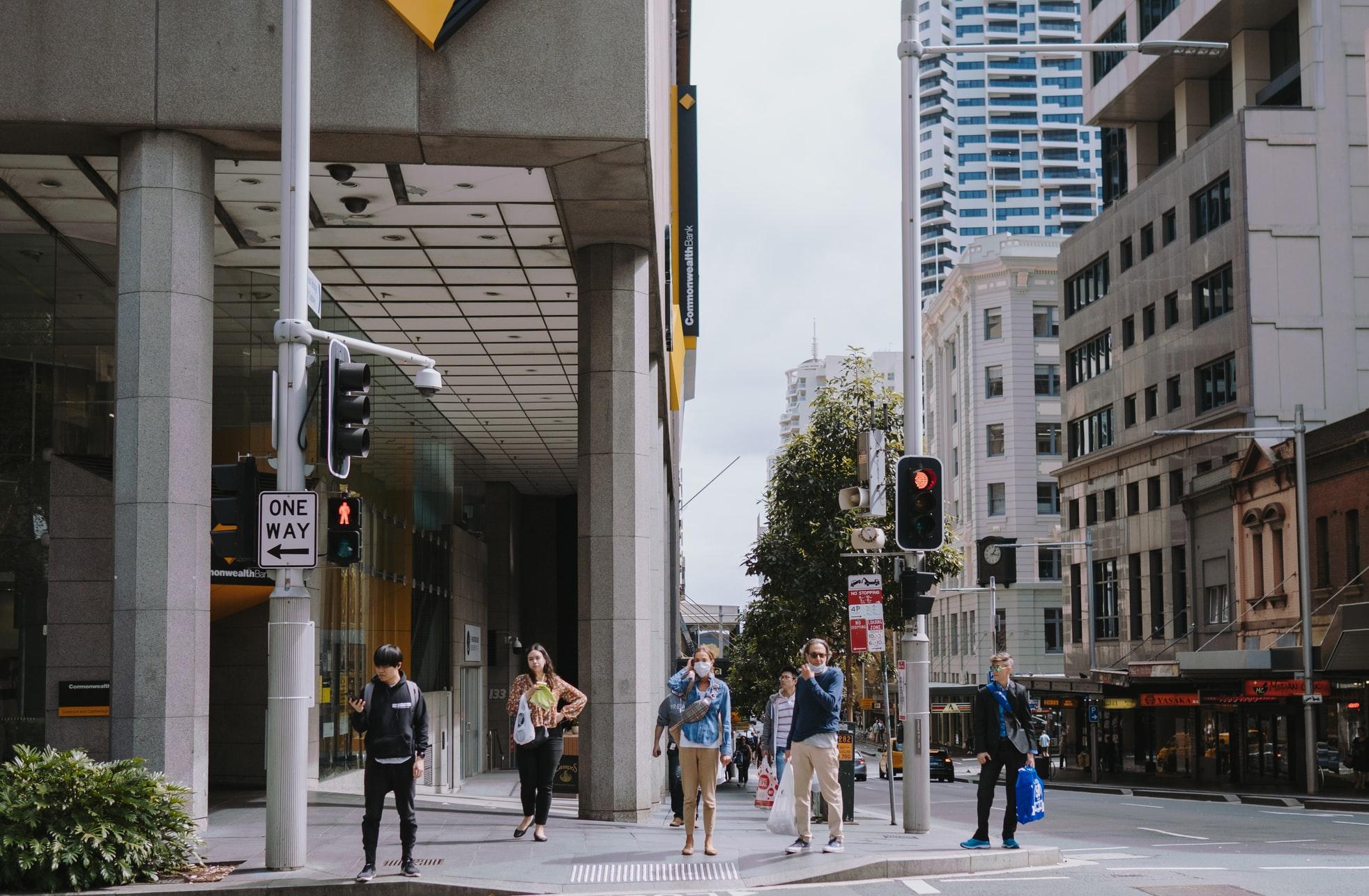crosswalk covid