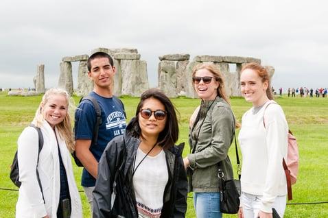 Summer 2017 interns in London