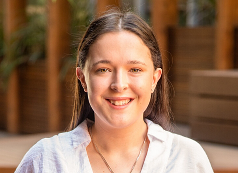 Tegan Plant, Absolute Scholarship Awardee 2020
