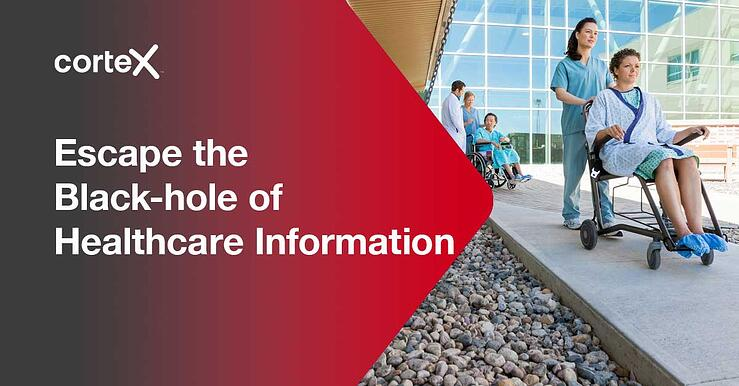 Escape the Black-hole of Healthcare Information