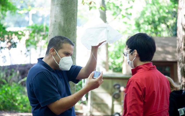 Carlos Hernandez, Science Teacher