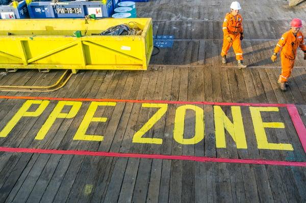 Proper PPE Disposal