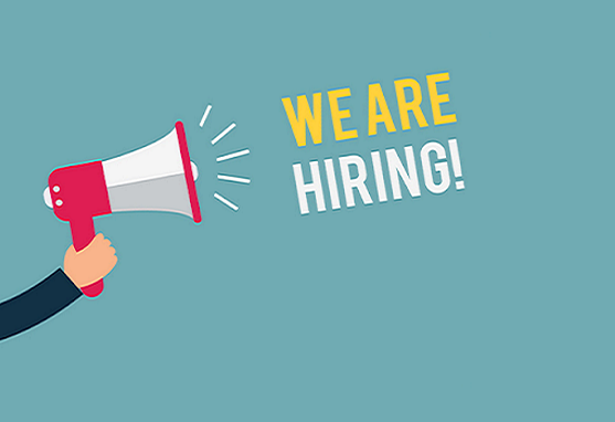 Yes, we're hiring! Business development manager