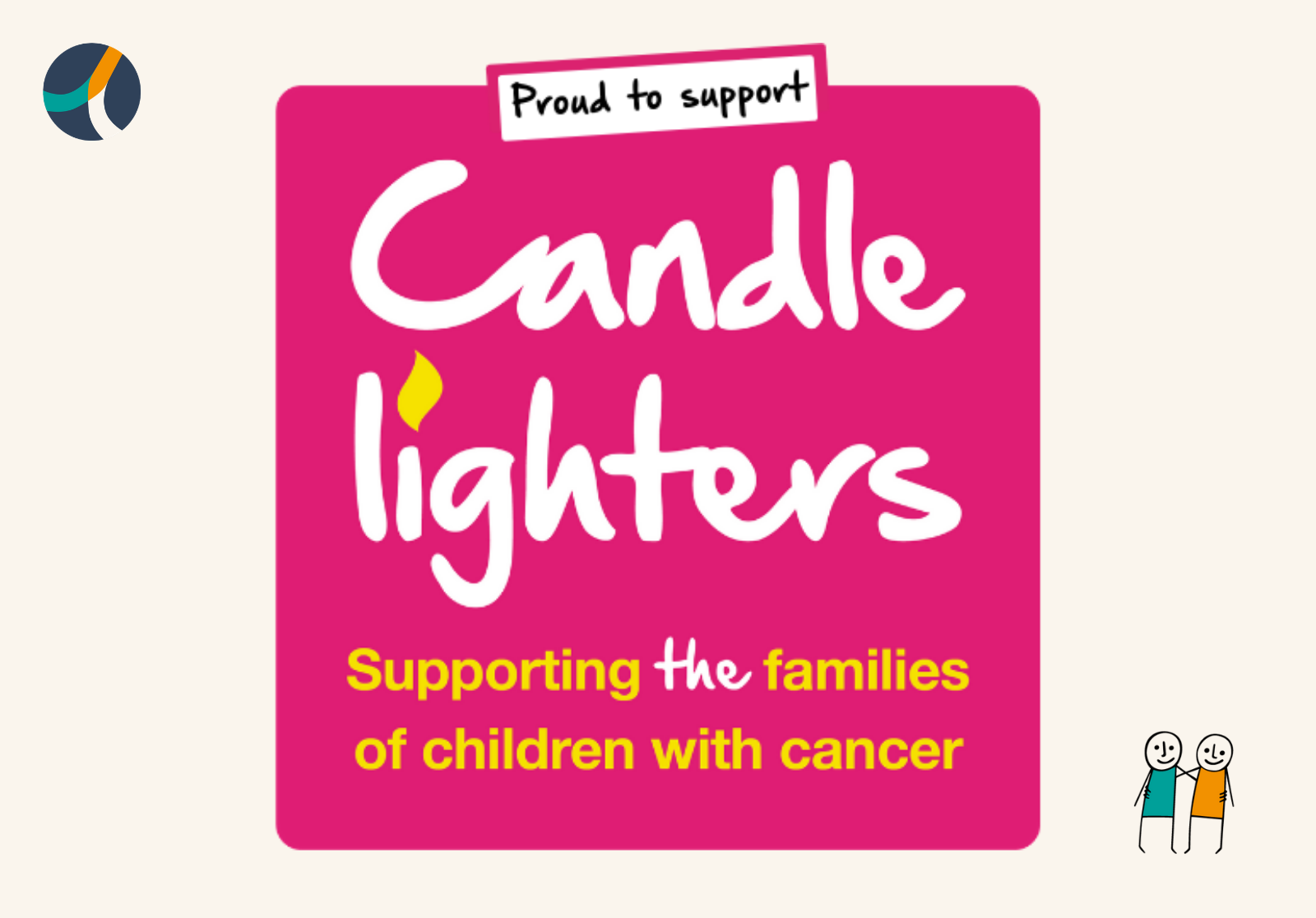 FluidIT joins Candlelighters Team 500