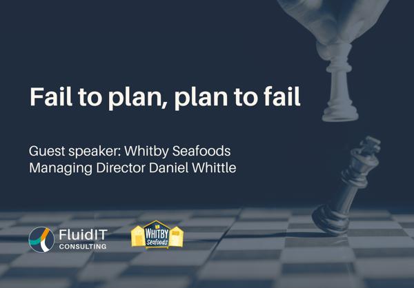 Fail to plan, plan tofail