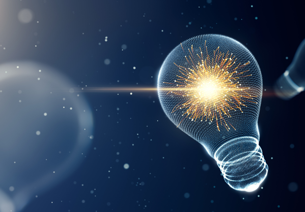Igniting digital transformation with lightbulb moments