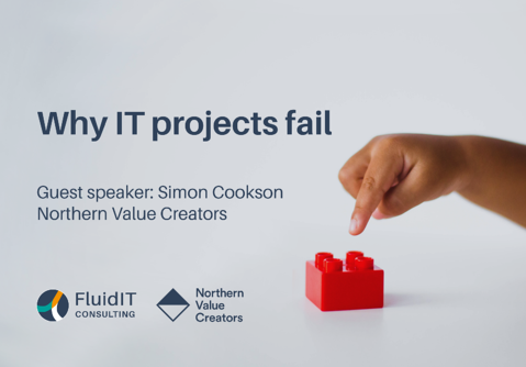Why IT Projects Fail webinar resources for SME directors