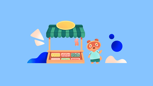 Learn about ecommerce with Animal Crossing