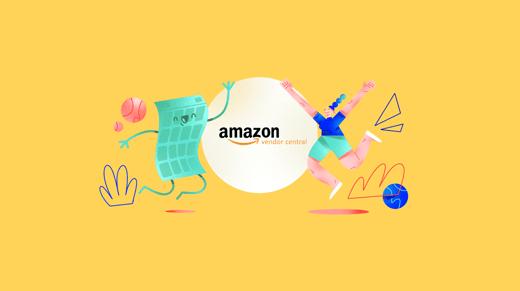 Amazon Vendor API de Sales Layer