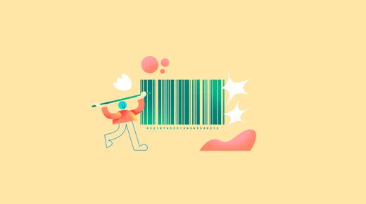 Codificación de productos para tienda online