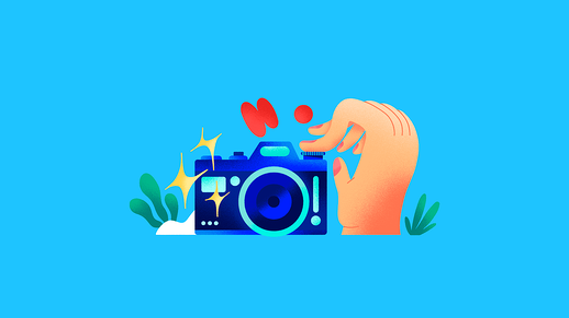 Fotografía 360 para producto